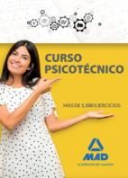 Curso online para afrontar pruebas psicotécnicas (la compra del curso no conlleva envío de libros)