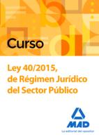 Curso Ley 40/2015, de Régimen Jurídico del Sector Público