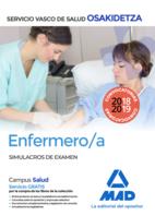 Enfermera/o de Osakidetza-Servicio Vasco de Salud. Simulacros de examen
