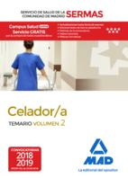 Celador/a del Servicio de Salud de la Comunidad de Madrid. Temario Volumen 2
