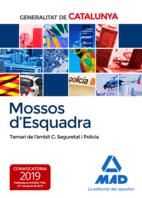 Mossos d`Esquadra. Temari de l´àmbit C: Seguretat i Policia