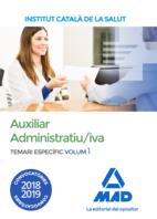 Auxiliar Administratiu/iva de l