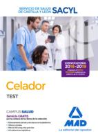 Celador del Servicio de Salud de Castilla y León (SACYL). Test