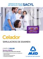 Celador del Servicio de Salud de Castilla y León (SACYL). Simulacros de Examen