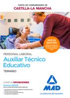 Auxiliar Técnico Educativo (Personal Laboral De La Junta De Comunidades De Castilla-La Mancha). Temario