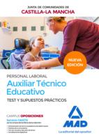 Auxiliar Técnico Educativo (Personal Laboral De La Junta De Comunidades De Castilla-La Mancha). Test y supuestos prácticos