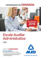 Escala Auxiliar Administrativa de la Universidad de Granada. Test