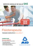 Fisioterapeuta del Servicio Andaluz de Salud. Temario específico volumen 1
