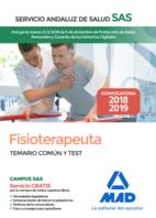 Fisioterapeuta del Servicio Andaluz de Salud. Temario común y test