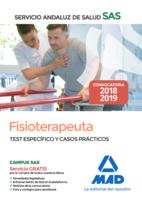 Fisioterapeuta del Servicio Andaluz de Salud. Test específico y casos prácticos