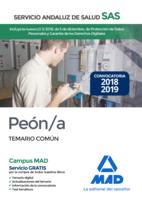 Peón/a del Servicio Andaluz de Salud. Temario común