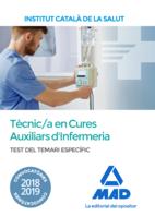 Tècnic/a Especialista de Grau Mitjà Sanitari en Cures Auxiliars d