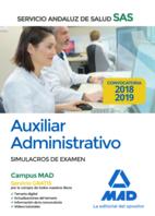 Auxiliar Administrativo del Servicio Andaluz de Salud. Simulacros de examen