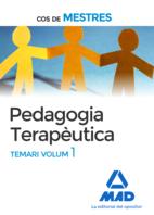 Cos de Mestres. Pedagogia Terapèutica Temari volum 1