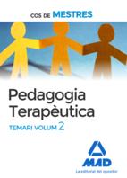 Cos de Mestres. Pedagogia Terapèutica Temari volum 2