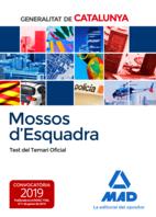 Mossos d`Esquadra. Test del Temari Oficial