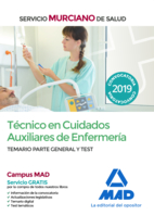 Técnico en Cuidados Auxiliares de Enfermería del Servicio Murciano de Salud. Temario parte general y test