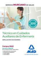 Técnico en Cuidados Auxiliares de Enfermería del Servicio Murciano de Salud. Simulacros de examen