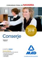 Conserje de la Comunidad Foral de Navarra. Test