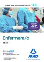 Enfermera/o del Servicio Canario de Salud. Test