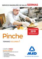 Pinche del Servicio Madrileño de Salud. Volumen 1