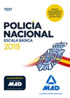 Policía Nacional Escala Básica. Test