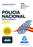 Policía Nacional Escala Básica. Pruebas físicas