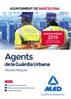 Agents de La Guàrdia Urbana de L'Ajuntament de Barcelona. Proves físiques