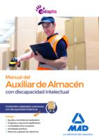 Manual del Auxiliar de Almacén. Contenidos adaptados a personas con discapacidad intelectual