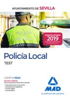 Policía Local del Ayuntamiento de Sevilla. Test.