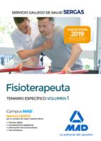 Fisioterapeuta del Servicio Gallego de Salud. Temario específico Vol 1