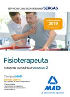 Fisioterapeuta del Servicio Gallego de Salud. Temario específico Vol 2