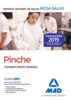 Pinches del Servicio Riojano de Salud. Temario parte general
