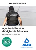 Agente del Servicio de Vigilancia Aduanera. Pruebas psicotécnicas