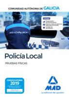 Policía Local de la Comunidad Autónoma de Galicia. Pruebas físicas