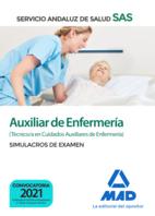 Auxiliar de Enfermería del Servicio Andaluz de Salud. Simulacros de examen