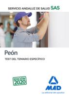 Peón del Servicio Andaluz de Salud. Test del temario específico