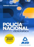 Policía Nacional Escala Básica. Temario intensivo