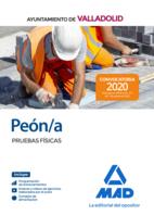 Peón/a del Ayuntamiento de Valladolid. Pruebas físicas
