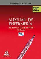 Auxiliares de Enfermería del Servicio Gallego de Salud (SERGAS). Temario parte General