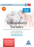 Trabajadores Sociales del Servicio Madrileño de Salud. Test