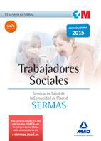 Trabajadores Sociales del Servicio Madrileño de Salud. Temario general